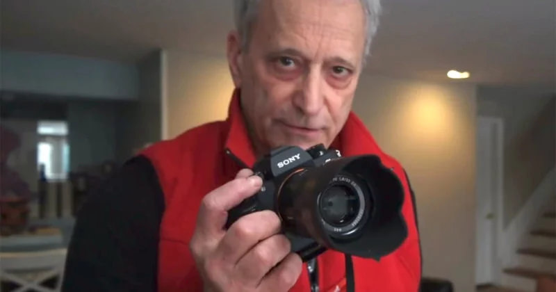 Nhiếp ảnh gia David Burnett đã chuyển sang Sony sau 40 năm dùng Canon