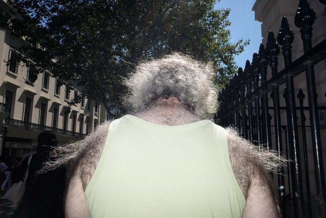 """Thú vị với bộ ảnh đường phố đầy """"hại não"""" và trừu tượng"""