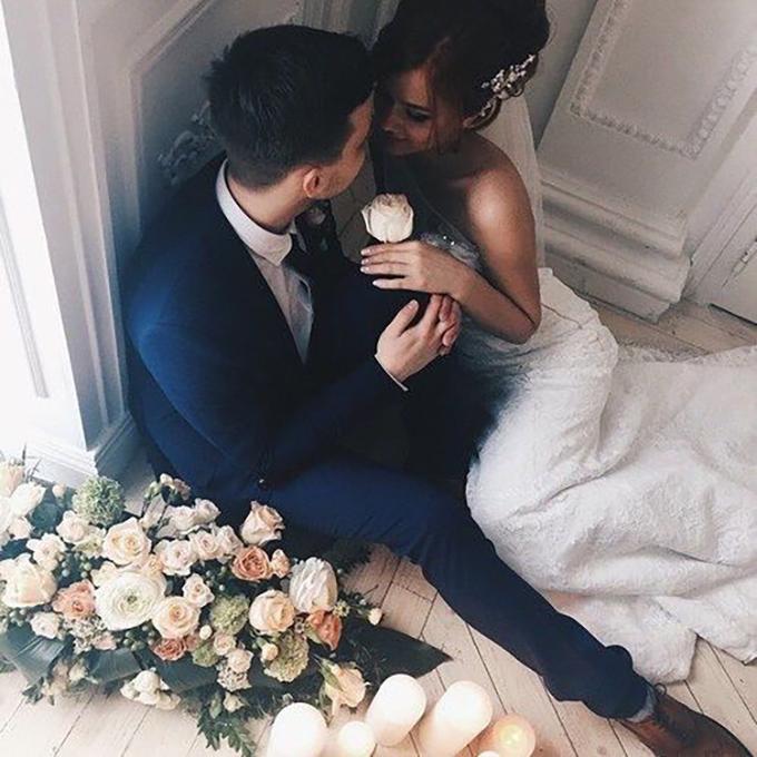 14 Cách tạo dáng giúp cô dâu chú rể có những bức ảnh 'xuất thần'