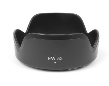 Hood EW-53 for Canon MRL lens EF-M 15-45mm f/3.5-6.3 IS STM