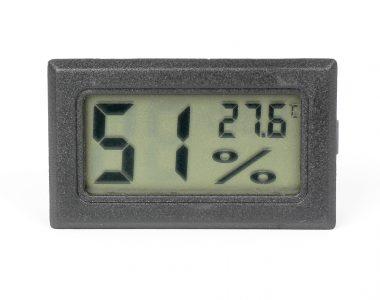 Đồng hồ đo độ ẩm điện tử (Ẩm kế điện tử)