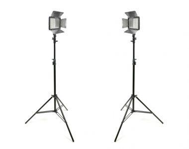 Bộ 2 đèn Led Yongnuo YN-160 III quay phim ngoại cảnh