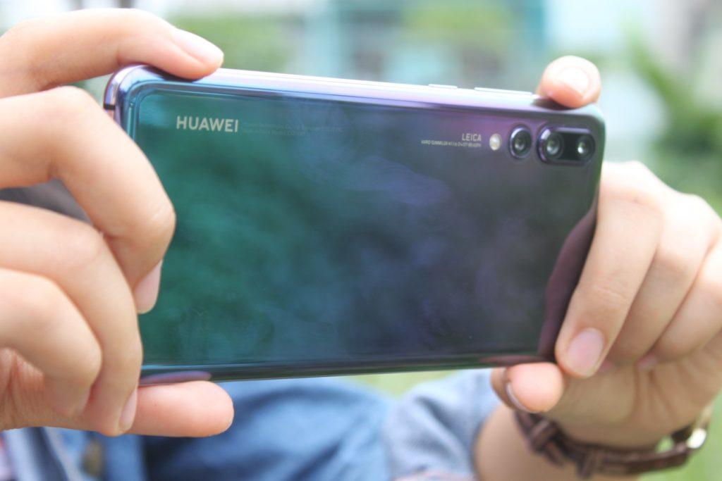 Đánh giá camera Huawei P20 Pro: 3 ống kính, nhiều tính năng chụp độc đáo