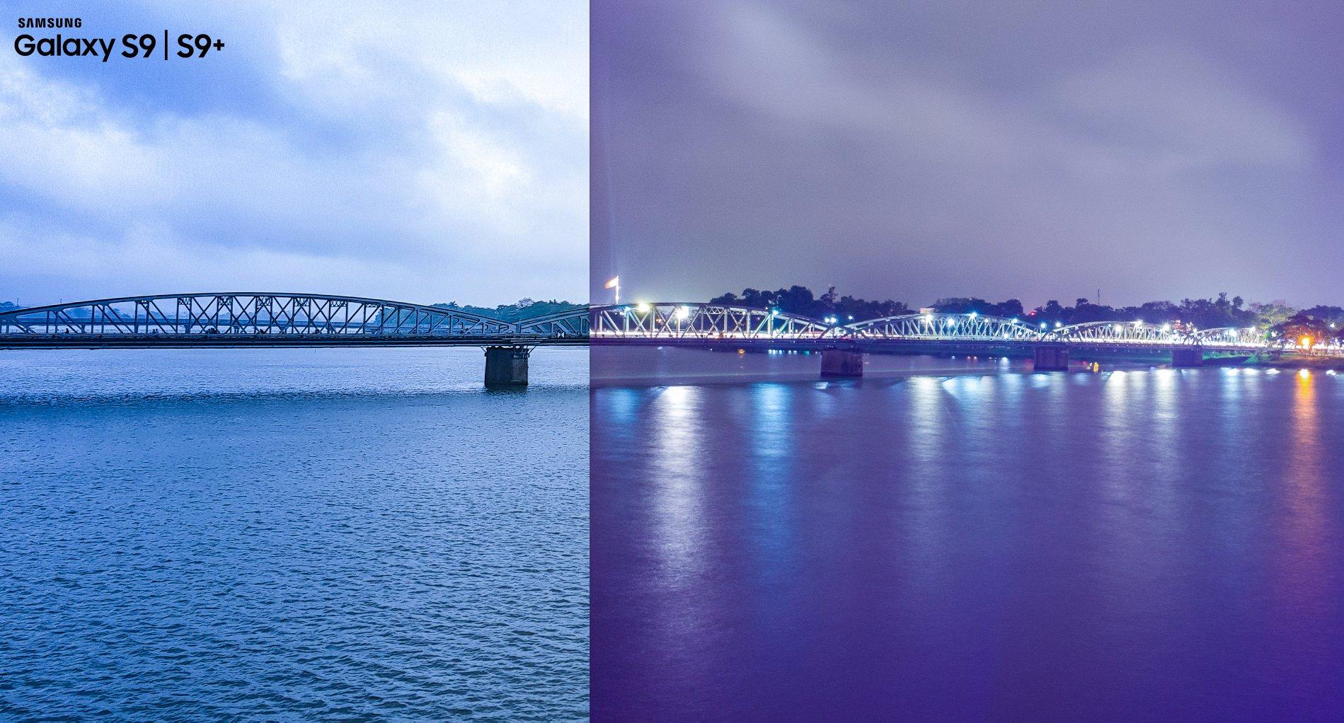 Ít ai biết trào lưu chụp ảnh ngày đêm đang trở thành bão trên mạng xã hội?