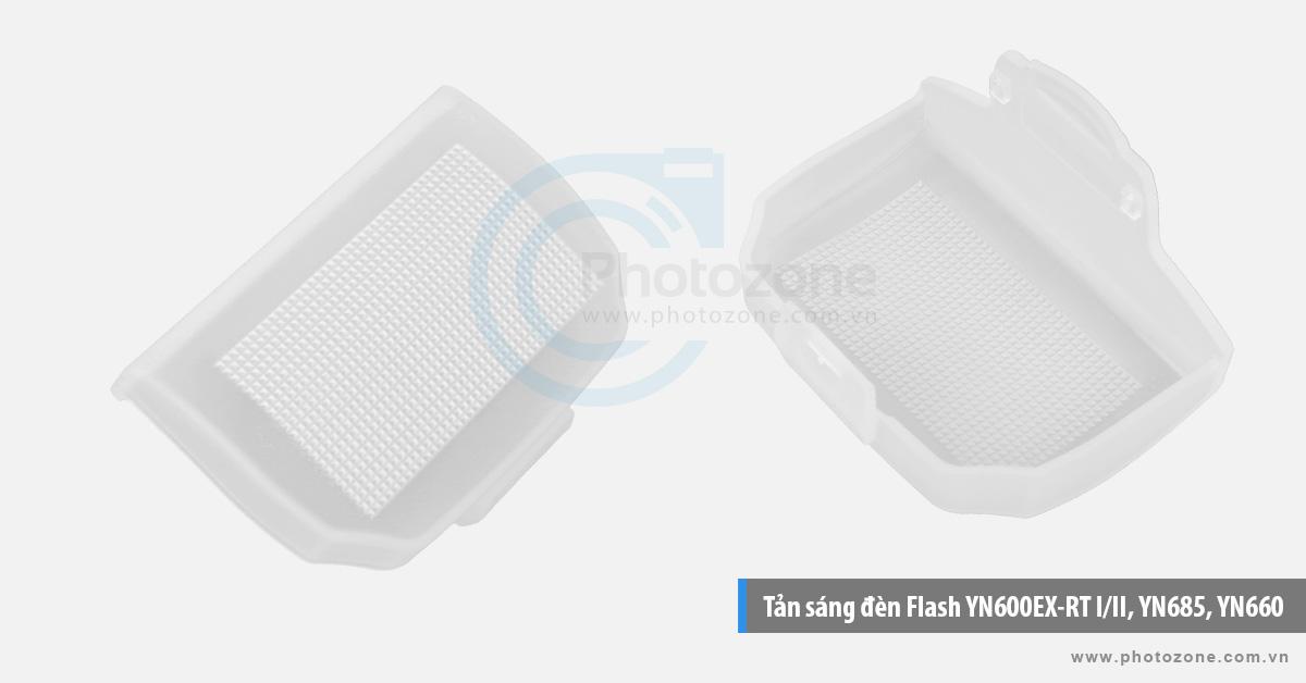 Tản sáng đèn Flash YN600EX-RT I/II, YN685, YN660