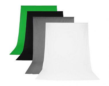 Phông vải nền (1.8 x 2.9m) Cotton Muslin cao cấp