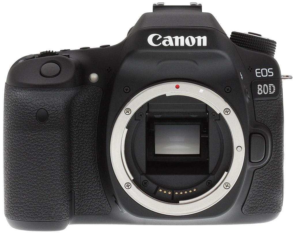 Máy ảnh Canon EOS 80D