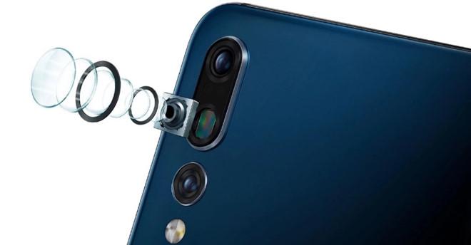 Cụm 3 camera của Huawei P20 Pro được tạo ra như thế nào?