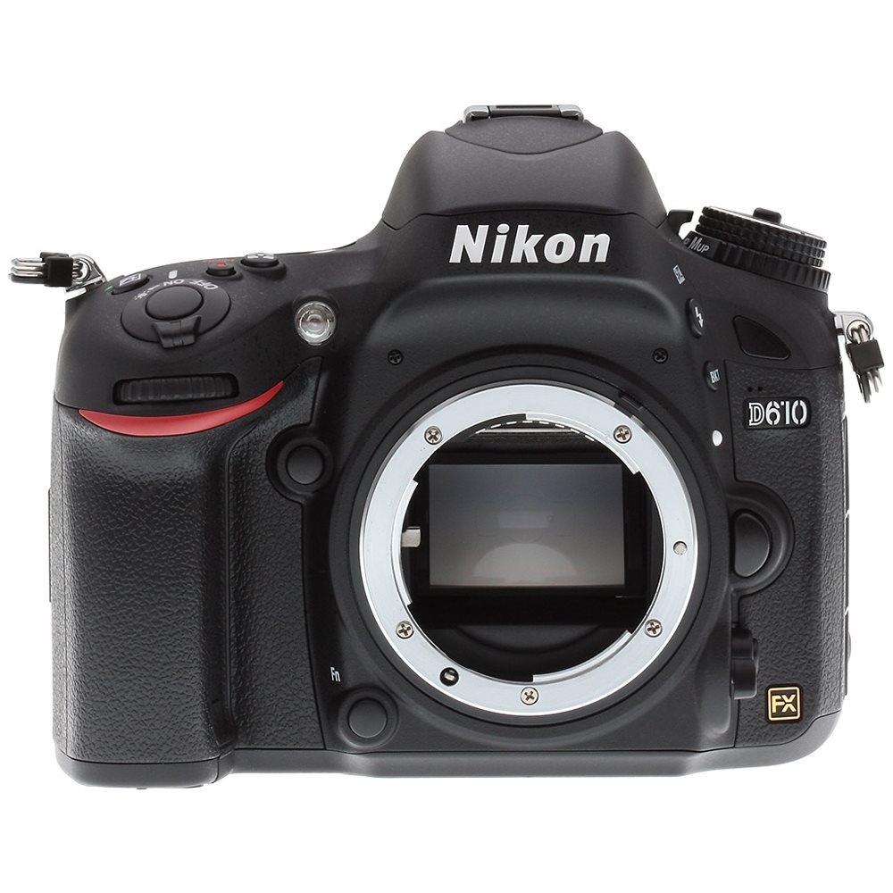 Máy ảnh Nikon D610