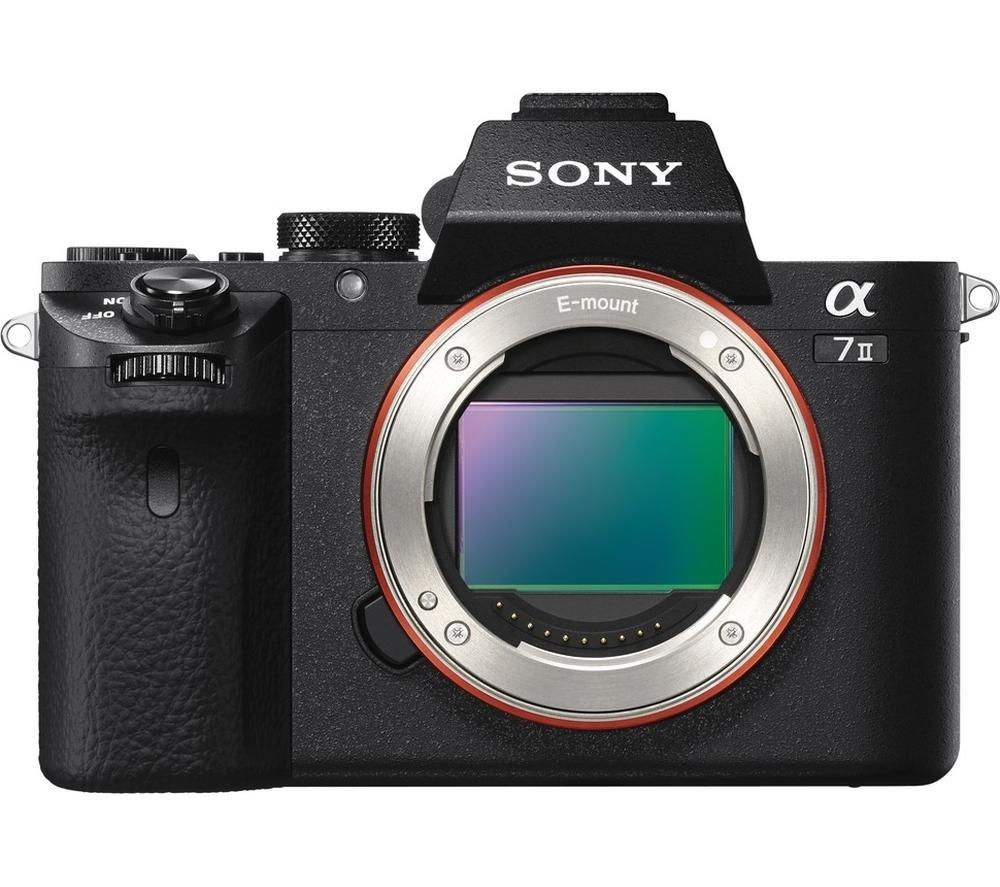 Máy ảnh Sony Alpha 7 II