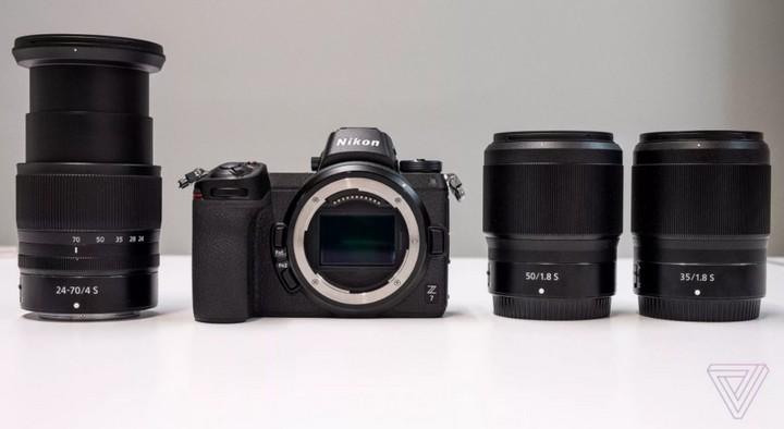 Nikon ra mắt bộ đôi Mirrorless full frame z7 và z6, thêm một thách thức với Sony