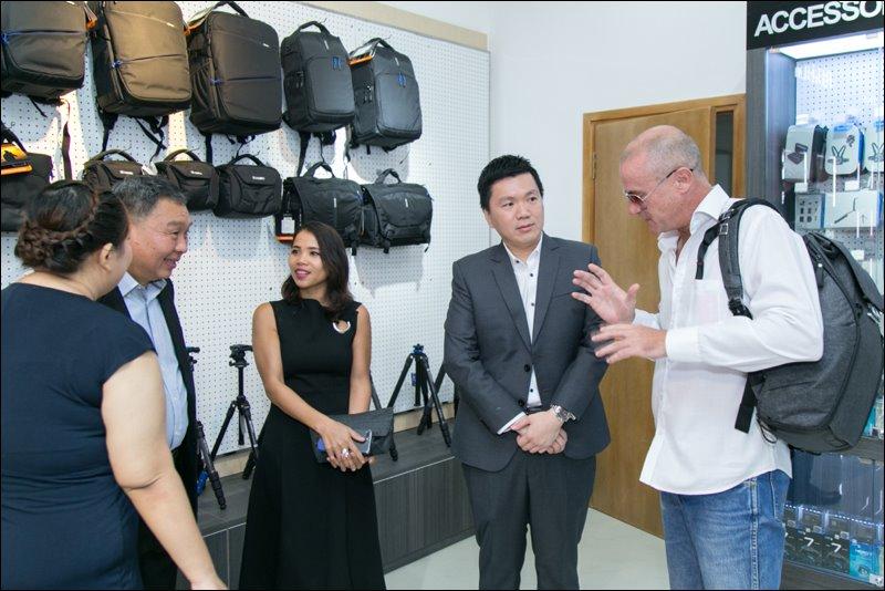 BIG camera mở cửa hàng máy ảnh tại TP.HCM