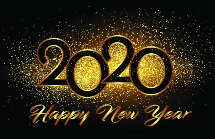 Lịch nghỉ tết Tây 2020