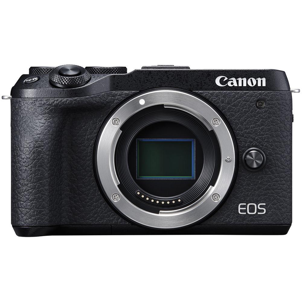 Máy ảnh Canon EOS M6 Mark II