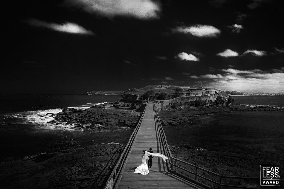 Fearless Award - Oscar ảnh cưới: Tình yêu qua những bức ảnh cưới đẹp nhất năm