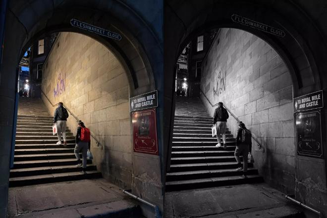 Cách chụp ảnh đêm lung linh bằng iPhone 12 và Galaxy S20