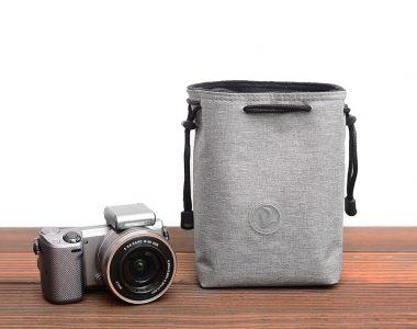Túi lót Soudelor SDL-01 chống sốc máy ảnh Mirroless di động