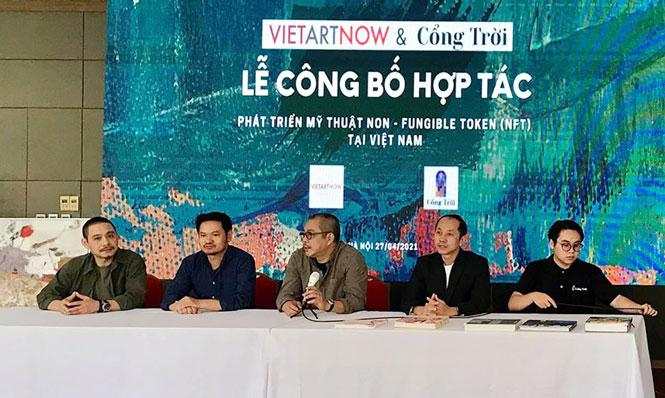 Đầu ra cho tác phẩm mỹ thuật, nhiếp ảnh Việt: Mở những hướng đi mới